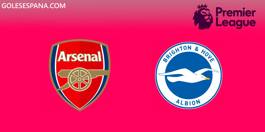 Arsenal vs Brighton en VIVO Online - Premier League 2019-2020 en directo Jornada 15