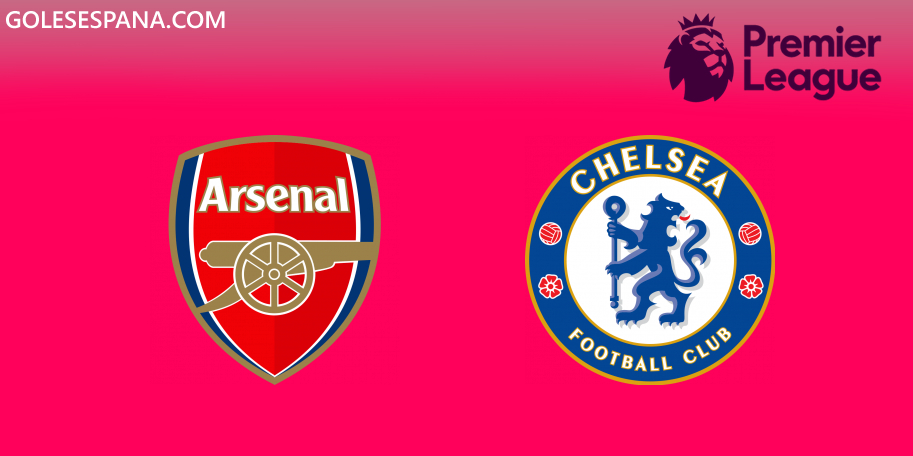 Arsenal vs Chelsea en VIVO Online - Premier League 2019-2020 en directo Jornada 20