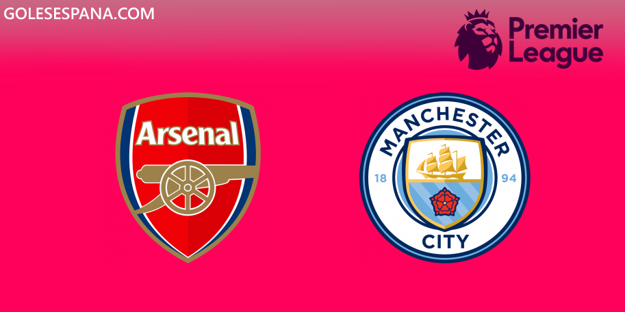 Arsenal vs Manchester City en VIVO Online - Premier League 2019-2020 en directo Jornada 17