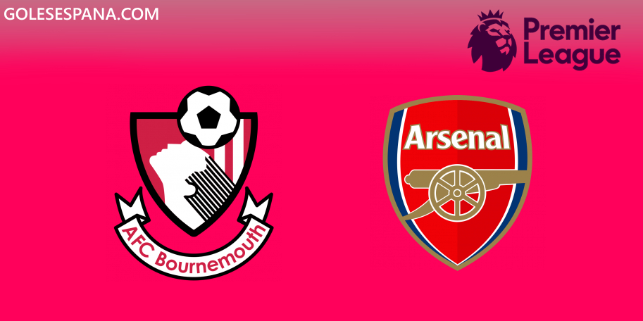 Bournemouth vs Arsenal en VIVO Online - Premier League 2019-2020 en directo Jornada 19