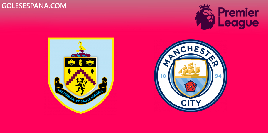 Burnley vs Manchester City en VIVO Online - Premier League 2019-2020 en directo Jornada 15
