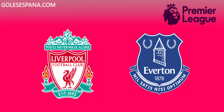 Liverpool vs Everton en VIVO Online - Premier League 2019-2020 en directo Jornada 15