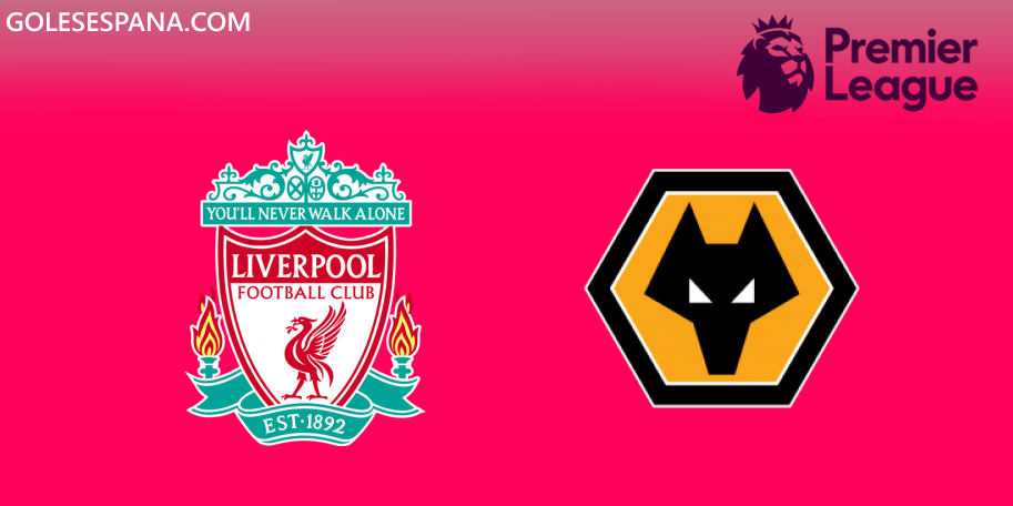 Liverpool vs Wolves en VIVO Online - Premier League 2019-2020 en directo Jornada 20