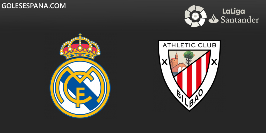 Real Madrid vs Athletic Club en VIVO Online - Liga de España 2019-2020 en directo Jornada 18