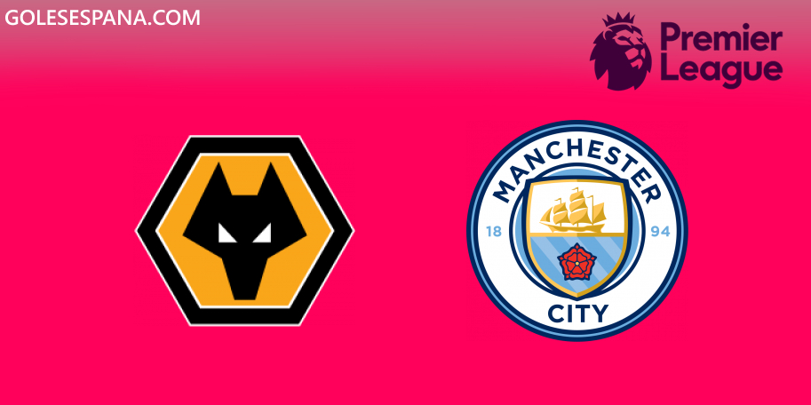 Wolves vs Manchester City en VIVO Online - Premier League 2019-2020 en directo Jornada 19