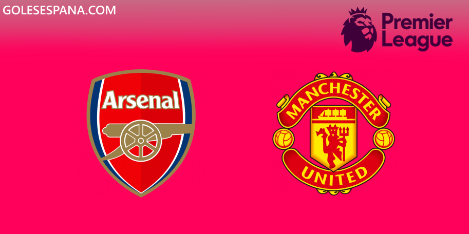Arsenal vs Manchester United en VIVO Online - Premier League 2019-2020 en directo Jornada 21
