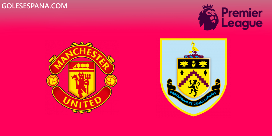 Manchester United vs Burnley en VIVO Online - Premier League 2019-2020 en directo Jornada 24