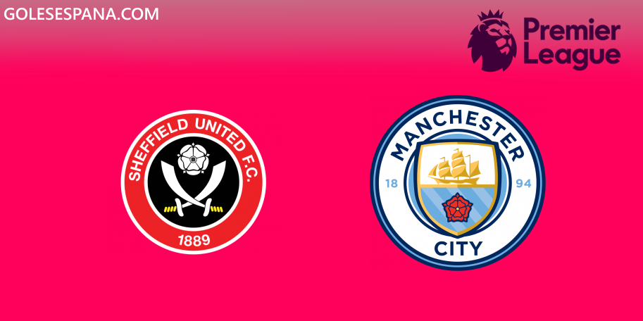 Sheffield United vs Manchester City en VIVO Online - Premier League 2019-2020 en directo Jornada 24