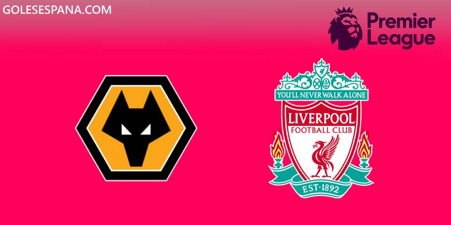 Wolves vs Liverpool en VIVO Online - Premier League 2019-2020 en directo Jornada 24
