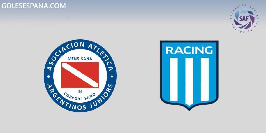 Argentinos vs Racing en VIVO Online - Superliga 2019-2020 en directo Jornada 18