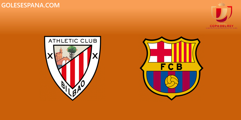 Athletic Club vs Barcelona en VIVO Online - Copa del Rey 2019-2020 en directo Cuartos de Final