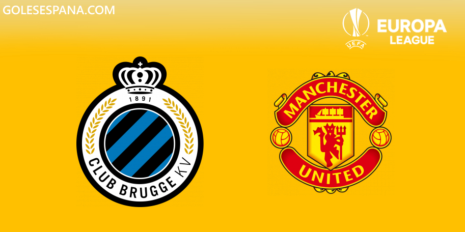 Club Brujas vs Manchester United en VIVO Online - Europa League 2019-2020 en directo