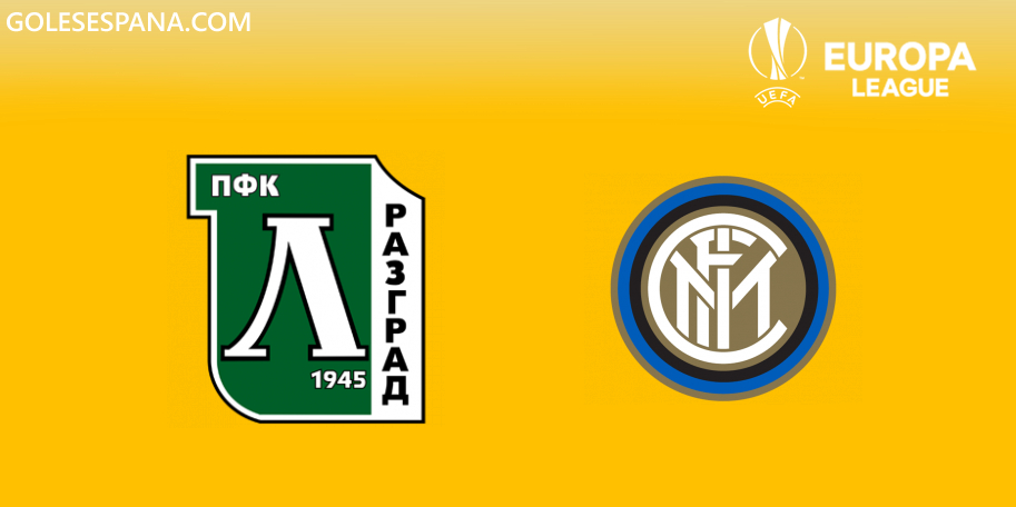 Ludogorets vs Inter en VIVO Online - Europa League 2019-2020 en directo