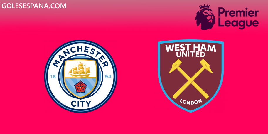 Manchester City vs West Ham en VIVO Online - Premier League 2019-2020 en directo Jornada 26