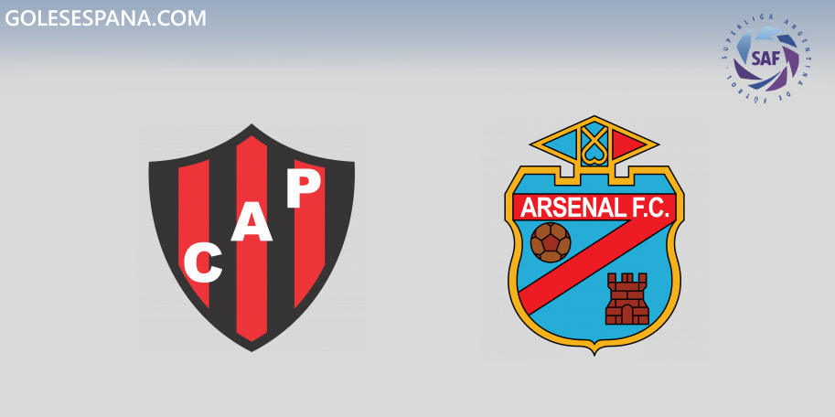 Patronato vs Arsenal en VIVO Online - Superliga 2019-2020 en directo Jornada 18