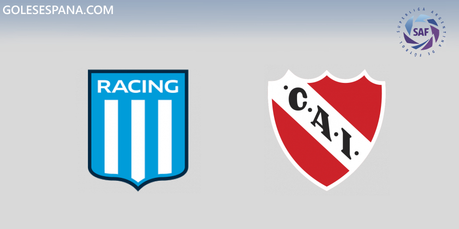 Racing vs Independiente en VIVO Online - Superliga 2019-2020 en directo Jornada 19