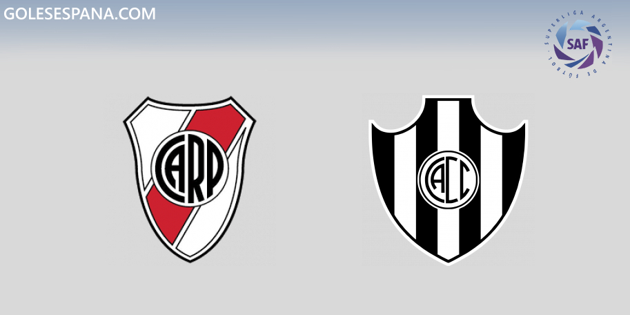 River vs Central Córdoba en VIVO Online - Superliga 2019-2020 en directo Jornada 18